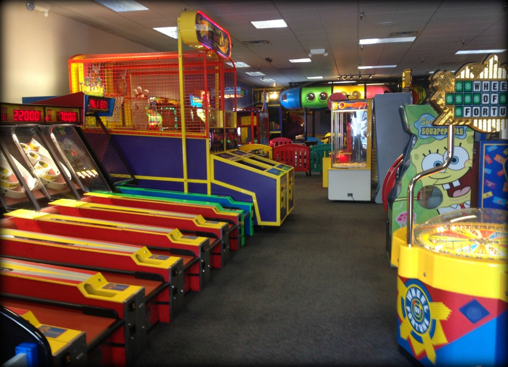 Chuck E Cheese: Wisconsin Great River Road